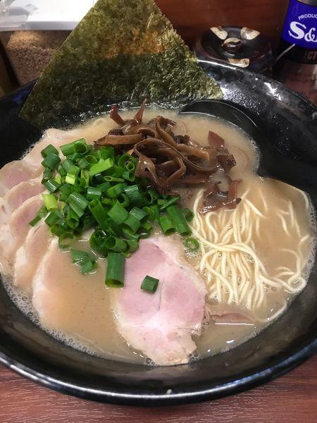 「チャーシュー麺」@ラーメン 木村亭の写真