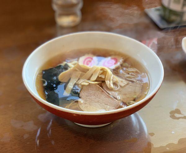 「ラーメン」@レストラン水谷の写真