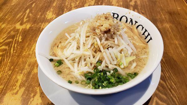 「BONCHIラーメン」@麺屋 BONCHIの写真