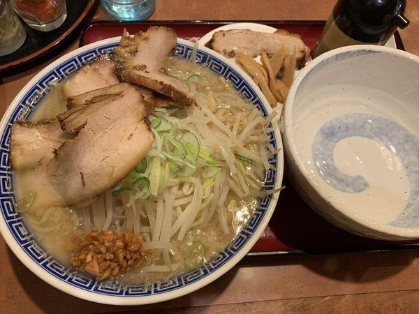 「富士チューシュー麺 醤油」@優勝軒 熊谷総本店の写真