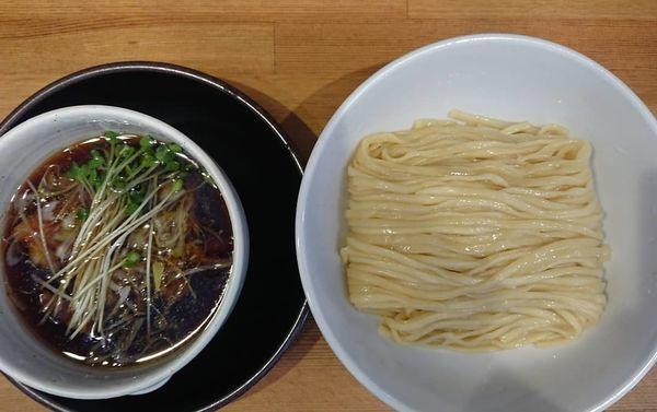 「限定あやひかりつけ麺」@清麺屋の写真
