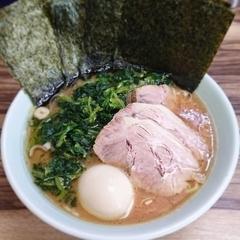 横浜ラーメン 武源家の写真