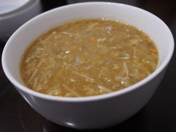 「上海蟹あんかけ麺」@せろりやの写真