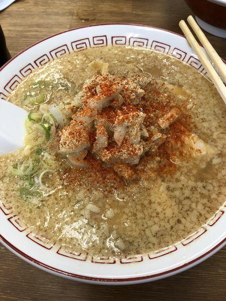「味噌ラーメン」@喜多方食堂 麺や玄の写真