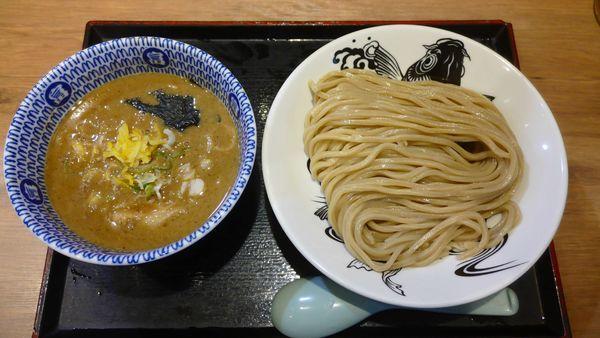 「濃厚つけ麺¥890」@日本の中華そば富田 成田空港店の写真