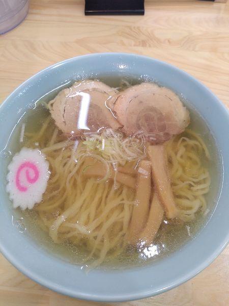 「ラーメン 650円」@青竹手打ち佐野ラーメン ひだまりの写真