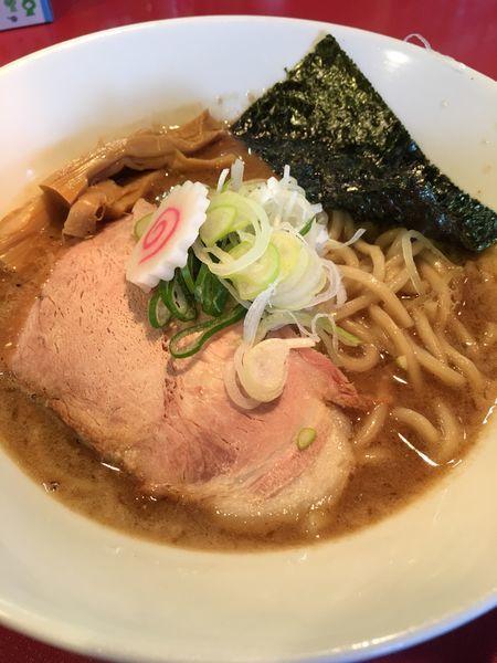 「ラーメン」@麺屋しのはら 三日月食堂の写真