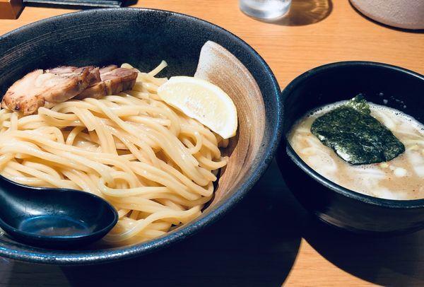 「塩つけ麺(¥820)」@麺屋 炙りの写真