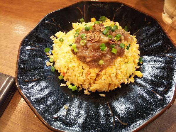 「特製炒飯 500円」@麺家 Shumen Doushiの写真