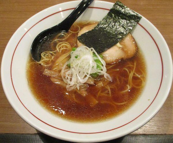 「丸鶏ラーメン(醤油)780円」@麺屋 はちどりの写真