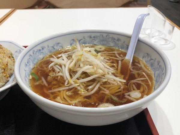 「おともラーメン」@福しん 下赤塚北口店の写真