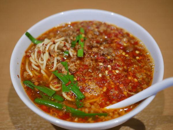 「台湾ラーメン イタリアン 麺硬め」@味仙 JR名古屋駅店の写真