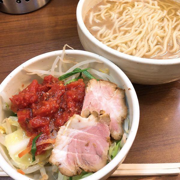 「らーめん(トマベジ)」@麺処 一笑の写真