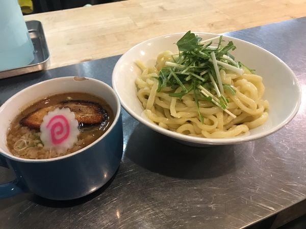 「つけ麺 800円」@つけ麺・汁なし専門店 R 中村店の写真