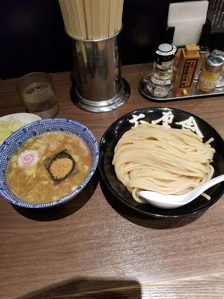 「つけ麺 大盛」@六厘舎TOKYO ソラマチ店の写真