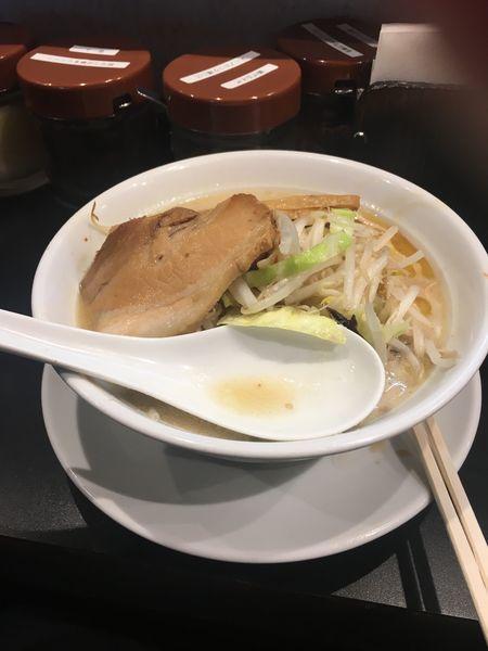 「味噌チャーシュー麺」@味噌ラーメン専門店 味噌太善の写真