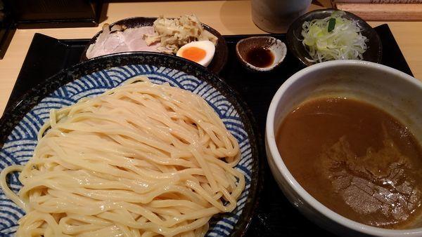 「つけ麺 950円」@つけ麺 道の写真
