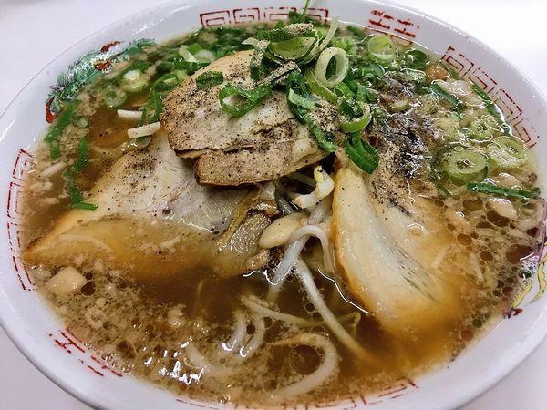 「ラーメン」@寿栄広食堂の写真