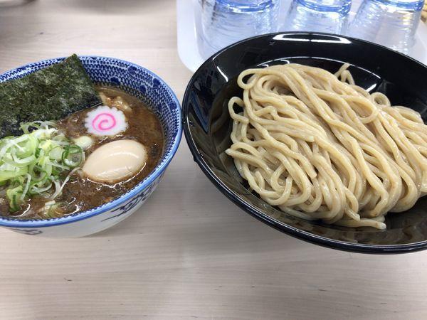 「味玉つけ麺(中)」@麺屋サキマサの写真