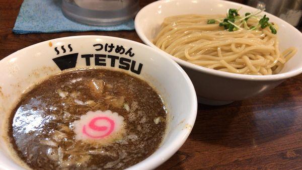 「つけ麺」@つけめんTETSU 赤羽店の写真