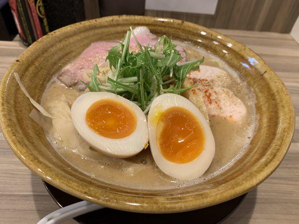 「味噌ラーメン」@鳥そば 真屋の写真