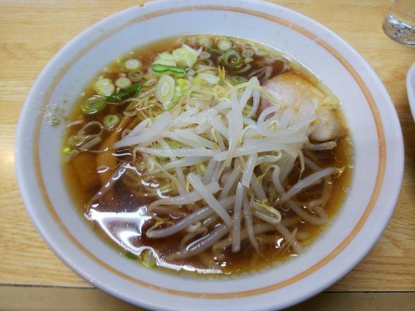 「サービスセット 550円」@中国料理 オイセ飯店の写真
