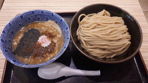 「つけ麺」@次念序 モラージュ菖蒲店の写真