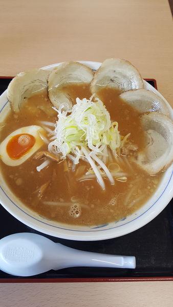 「味噌チャーシューメン」@がっつり亭の写真