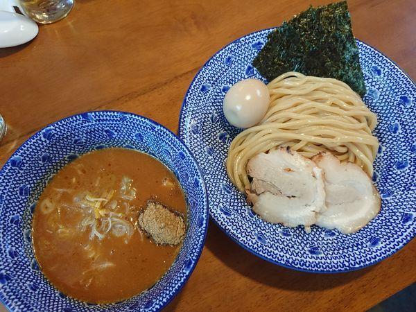 「特製濃厚魚介つけ麺」@豚骨 一燈 -Tonkotsu Ittou-の写真