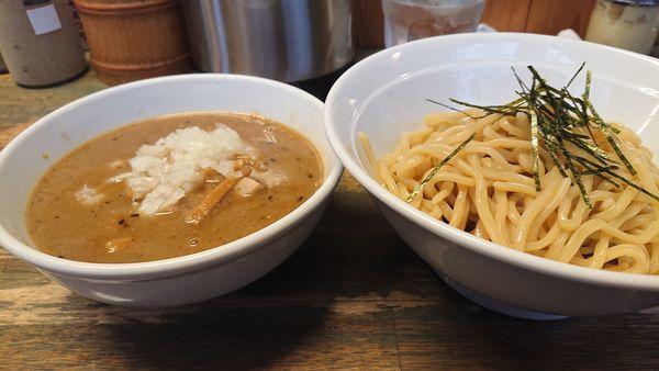 「つけ麺」@藍華の写真