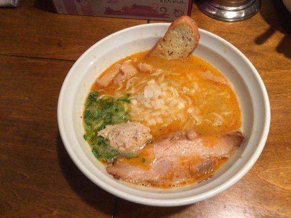 「鶏そば(塩)」@はりけんラーメンの写真