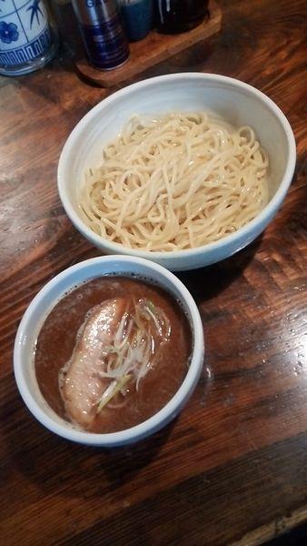 「つけソバ800円」@中華ソバ 櫻坂の写真