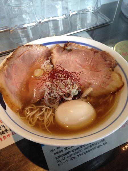 「塩麹らぁ麺1000円 チャーシュー300円」@麺や青雲志の写真