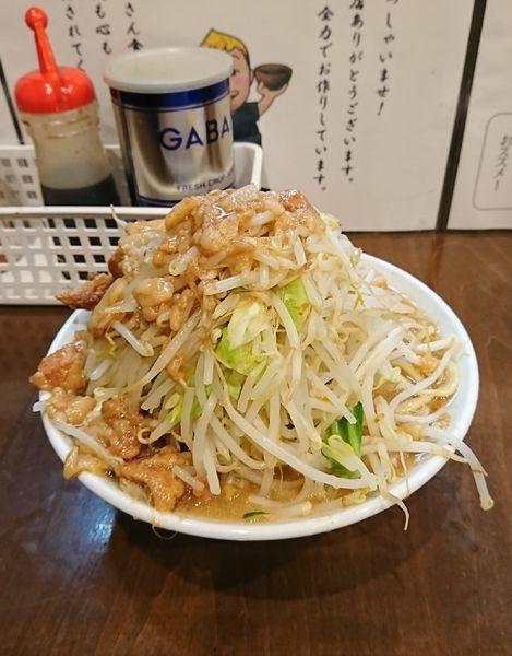 「小ラーメン」@麺屋 歩夢の写真
