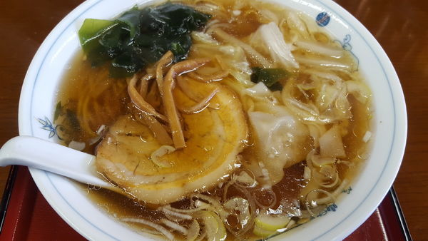「ワンタン麺」@天の川の写真