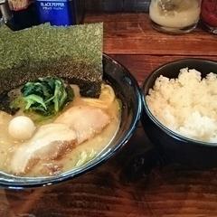 横浜家系ラーメン 弌家の写真