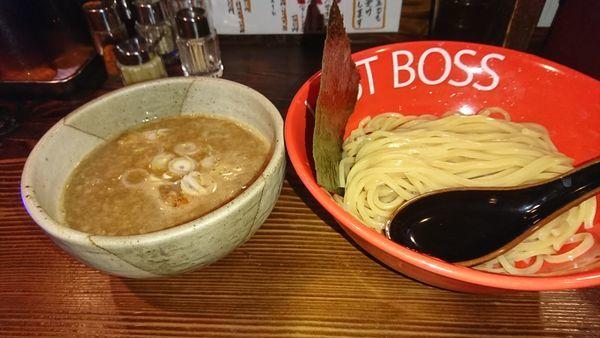 「魚介豚骨つけ麺 ¥850」@つけめん ラスト・ボスの写真