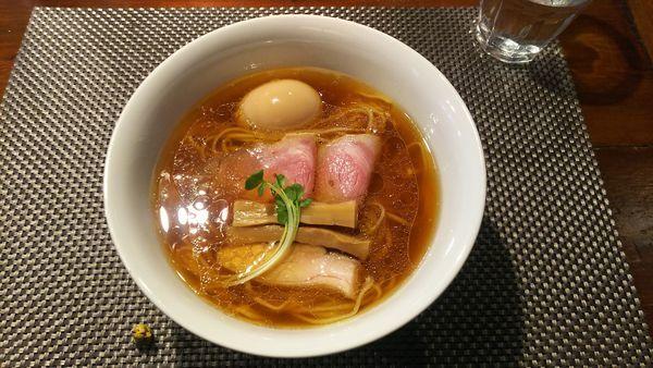 「鶏そば」@らぁ麺 やまぐちの写真