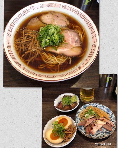 「醤油ラーメン¥680 and so on」@かしわぎの写真