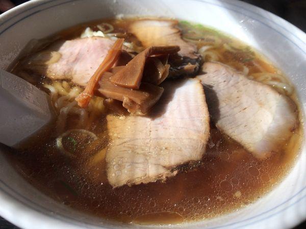 「チャーシュー麺」@せとやの写真