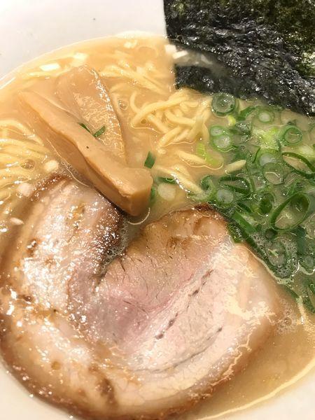 「醤油豚骨」@光麺 恵比寿店の写真