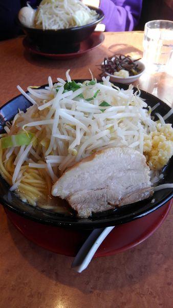 「ジパング麺(特盛)」@ジパング軒の写真