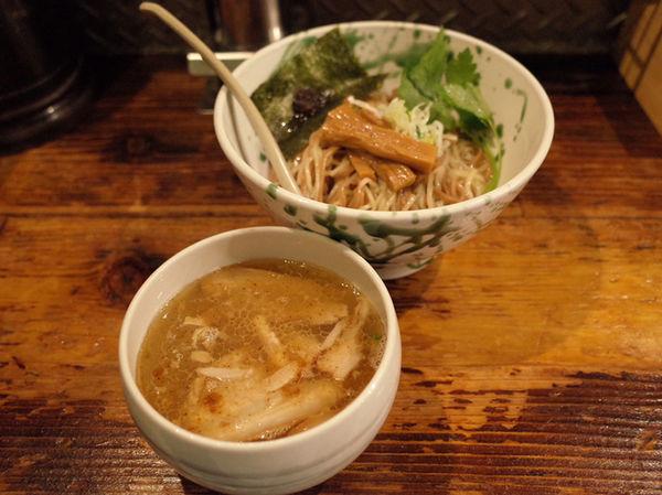 「ザ・しおつけ麺 並…880円」@啜磨専科の写真