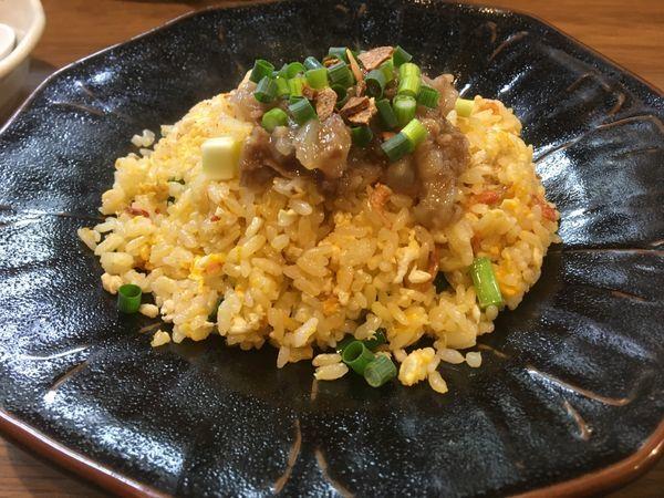 「特製炒飯」@麺家 Shumen Doushiの写真