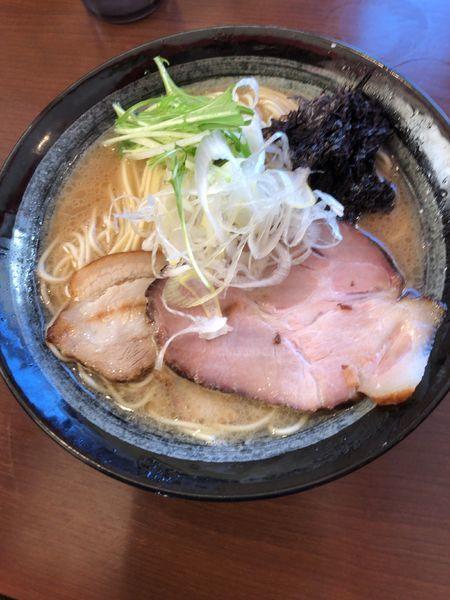 「【限定】蟹煮干と鶏白湯」@麺屋 必道の写真