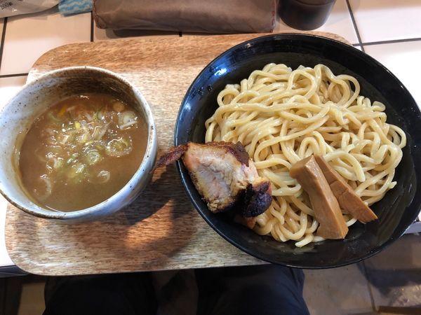 「つけ麺」@つけめん らーめん ブータンの写真
