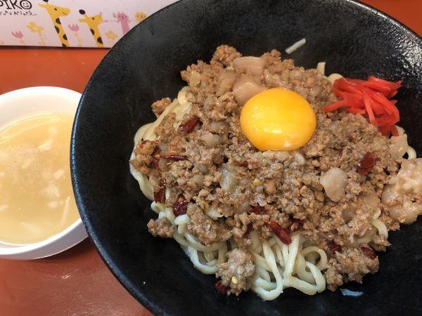 「マシライス・麺に変更・300g(750円)」@立川マシマシ 5号店(神保町店)の写真