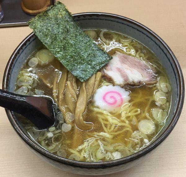 「らーめん650円」@いつみ屋の写真
