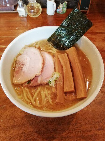 「メンマラーメン850円」@noodlesの写真