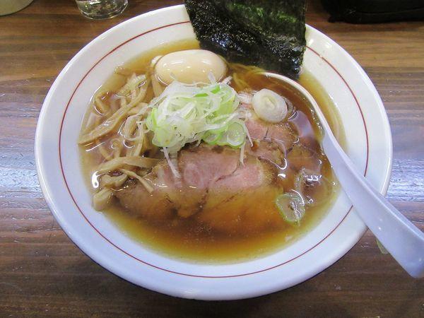 「チャーシューメン(800円)+味玉100円」@スタミナラーメン がむしゃの写真